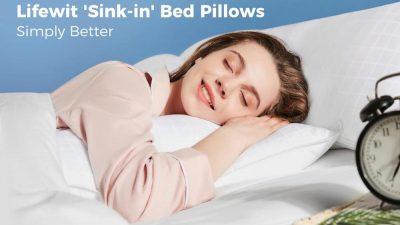 Lifewit Pillow Offer