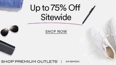 Shop Premium Outlets Sale