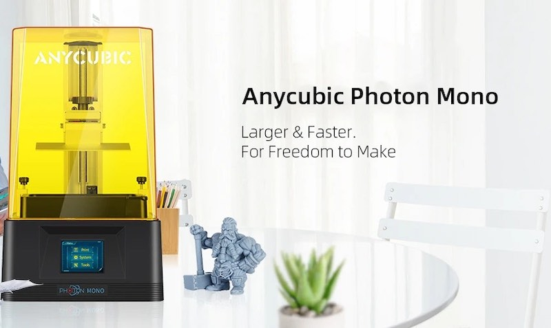 Promo Code at Anycubic
